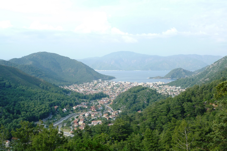 Turecki kurort Icmeler