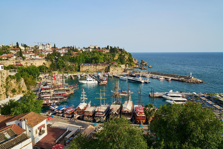 Marina Antalyi w Turcji